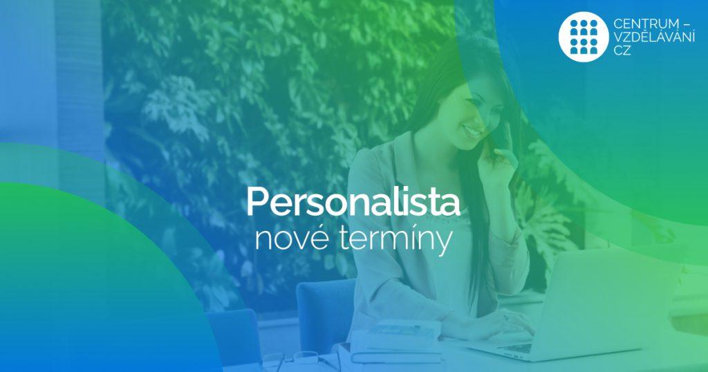 Kurz Personalista - nové termíny