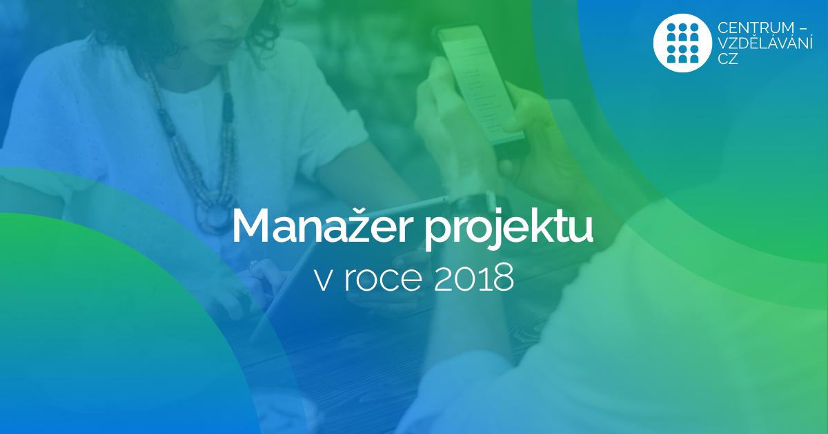 Kurz projektový manažer v Únoru 2018