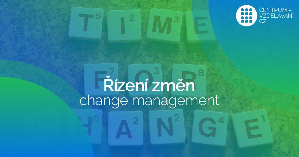 Řízení změn - change management