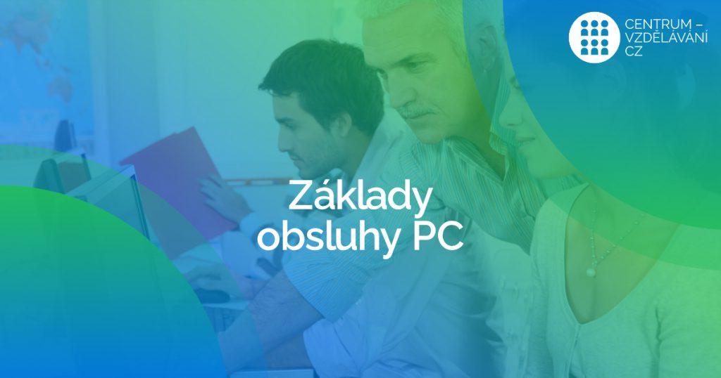 Pozvánka na Základy obsluhy PC