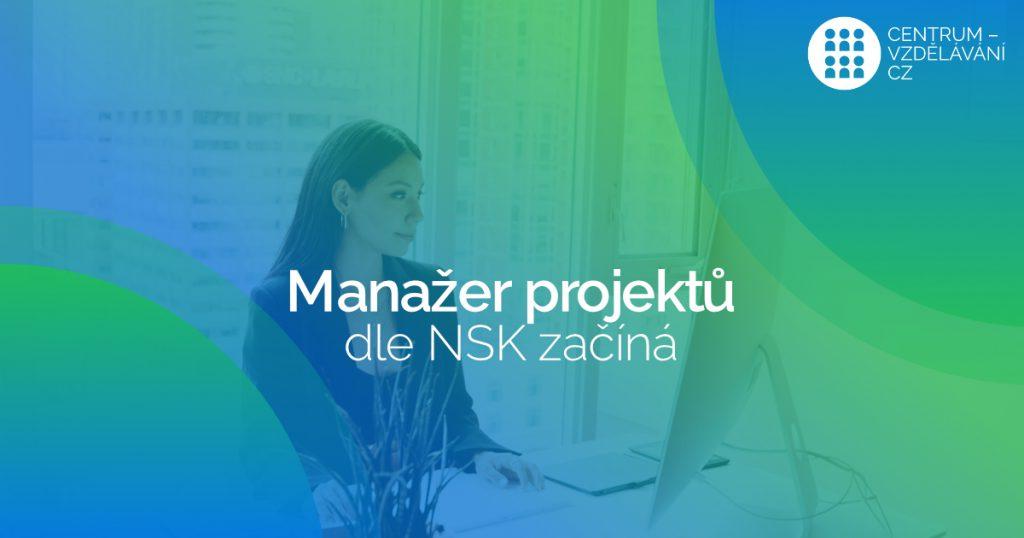 Příští týden začíná kurz Manažer projektů dle NSK